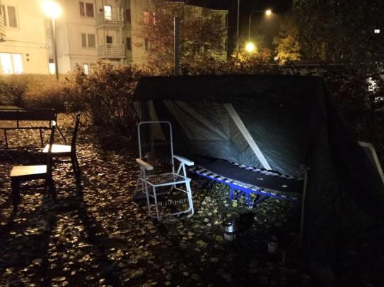 tuoli sänky
